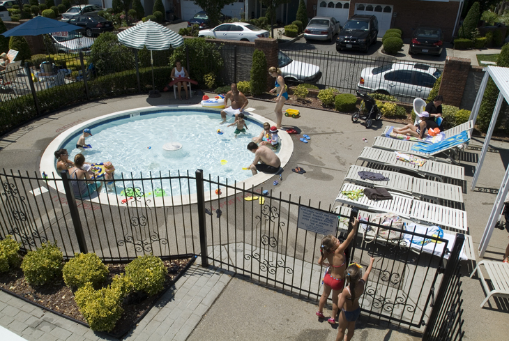 Captains Quarters Kiddie Pool